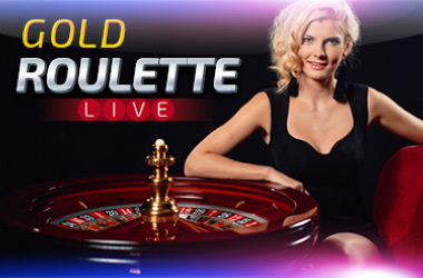 Gold Roulette Live