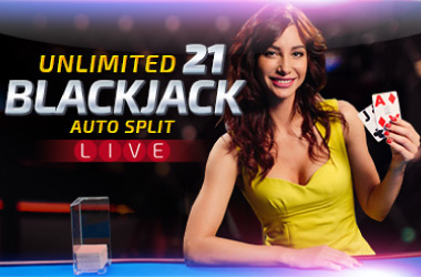 Ultimated 21 Blackjack Auto Live