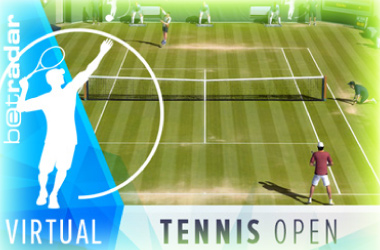 Virtual Tennis Open